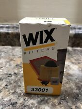 "WIX PREMIUM FUEL FILTER 33001 For 1/4"" I.D. hose"