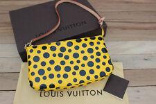 Louis Vuitton Yayoi Kusama Monogram Vernis Dots Infinity Pochette