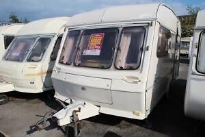 Abbey Lincoln 1993 2 Berth Caravan £2,200