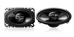 "Pioneer TS-G4620S 200 Watts 4"" x 6"" 2-Way Coaxial Car Audio Speakers 4x6"" New"