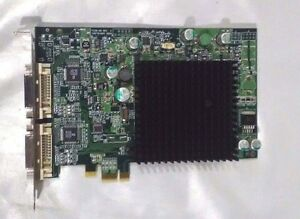 Matrox P65-MDDE64X1 P-Series Dual Head 64Mb PCIe Video Graphic Card *New*