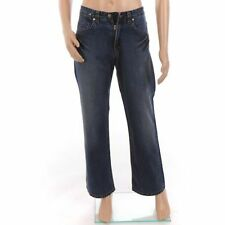Cotton Faded Mid 32L Jeans for Men