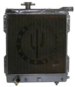 Radiator Performance Radiator 1387