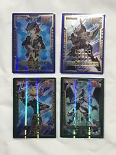 Yu-Gi-Oh  Field center card  4 types (Yuasaku,Decode Talker,Playmaker,Firewall)