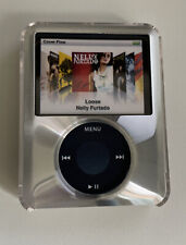 Crystal Case Cover Skin for Apple iPod Nano Video 3G 3rd Gen NEW