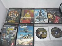 Lot Of 8 Playstation 2 PS2 Games Medal of Honor Frontline Harry Potter Clubworld