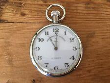 Used - Manual Winding Pocket Watch ROSKOPF Reloj de Bolsillo - 51 mm - IT WORKS