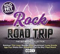 ROCK ROAD TRIP ULTIMATE COLLECTION 5 CD NEU
