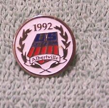1992 US SKI TEAM ALBERTVILLE PIN
