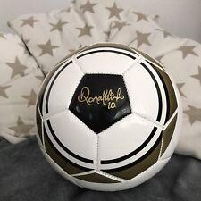 """Fußball 10R Ronaldinho Ball Original """"final Whistle"""""""