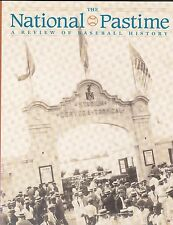 2005 The National Pastime Review of Baseball History by SABR Used Paperback Book