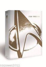 Star Trek I-X Box [Blu-ray] [Limited Collector's Edition] DEUTSCHE BOX