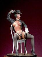80-025 LIZA, Pegaso,1:24 scale, 80mm Metal Figure Model - Unpainted,Brand NEW