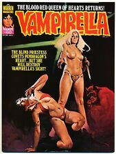 VAMPIRELLA #60 VF/NM, Carmine Infantino, Maroto, Warren Comics Magazine 1977