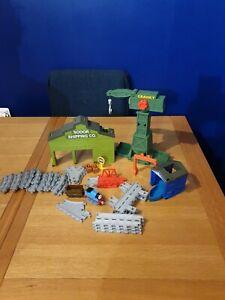 Thomas & Friends Adventures Cranky at the Docks Train Set