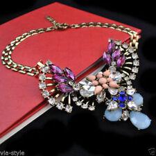 Modeschmuck-Halsketten & -Anhänger für Damen mit Perlen-Bohemian