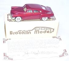 Brooklin Models 1:43 TUCKER TORPEDO MOVIE SOUVENIR 1948 BRK2X MIB`88 Limited Ed.