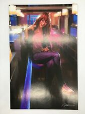 AMAZING MARY JANE #1 UNKNOWN COMICS PAREL VIRGIN EXCLUSIVE