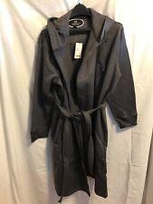 Regency New York Grey Hooded Robe
