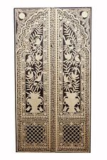 Door Wall Embossed Bone Work Handcrafted Home Door Beautiful Unique