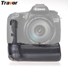 Travor Vertical Battery Grip Holder for Canon 60D DSLR Camera Replacement BG-E9