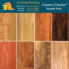 12mm Laminate Flooring Floating Floor Timber Click Lock Floorboards -Sample Pack