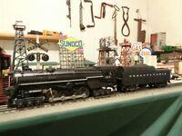 "Lionel Postwar""Rare""682 PRR Turbine Loco & 2046W50 Tender 1955,C-7 & serviced !"