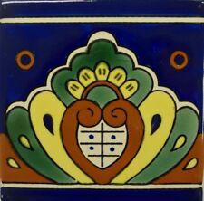 El Cactu (The Cactus) Talavera Tile