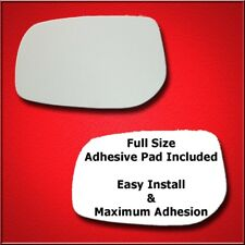 Mirror Glass Replacement + Full Adhesive For Corolla, Xb Driver Side -Japan