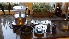 Kenwood FPM250 Küchenmaschine multifunktional, silber-schwarz, guter Zustand