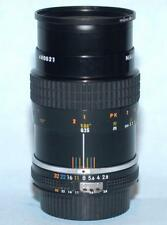 Nikon 55mm f2.8 Micro-Nikkor manual focus Ais Macro lens  - Ex.....(Read)