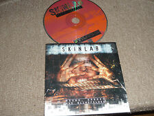 Skinlab-bound, Gagged and blindfolded 2 Track Promo CD