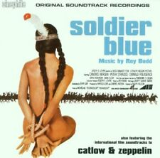 Soldier Blue ( 1970 ) - Roy Budd - Cinephile Records - Score - Soundtrack - CD
