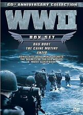 Ww Ii 60th Anniversary Collection (Das Boot/Anzio/Caine Mutiny/Dead Men's Secret