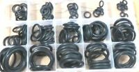 200x Diameter Rubber Oil Seal O Ring Gasket Electrical Wire Gasket Kit #M1554 QL