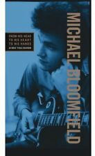 Michael Bloomfield, - From His Head to His Heart to His Hands [New CD]