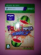 Fruit Ninja Kinect  Download Card  Full Game  for Xbox 360  Region Free