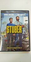 STUBER ON DVD