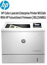 NEW HP Color LaserJet Enterprise M553dn | FutureSmart Firmware Warranty 09/20/21
