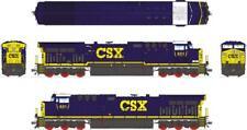 Broadway Limited Imports HO 2128 GE AC6000CW, CSX #651 DC/DCC/Paragon2 sound