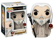 Funko - POP Movies: Lord Of The Rings Hobbit - Saruman Vinyl Action Figure New