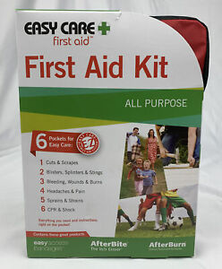FIRST AID KIT Easy Care All Purpose Sports, Home, Workshop, Outdoors EXP 10/2022