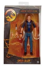 Jurassic World Amber Collection Owen Grady Action Figure Jurassic Park 6 Inch