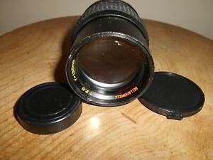 BELL & HOWELL 1:2.8/135mm Lens(M42 screw fit)