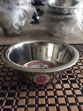 stainless steel Cat or Dog Bowl