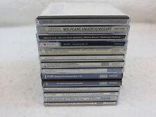 Lot of 13 MOZART CDS  Various Labels  16 CDS Total