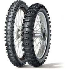 """Neumáticos y cámaras Dunlop 21"""" para motos"""