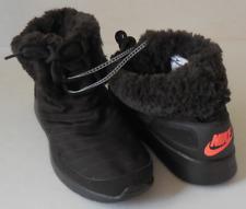 Nike Women's Kaishi Winter High Shoes/Boots Faux Fur Brown Size 8 New