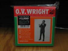 O.V. WRIGHT O.V.BOX RARE OOP JAPAN MINI-LP 5CD BOX