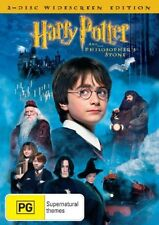 Harry Potter and the Philosopher's Stone (DVD, 2002)